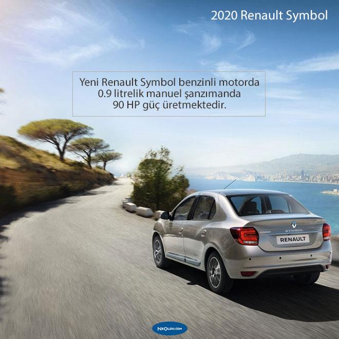 Renault Symbol 2020 İnceleme