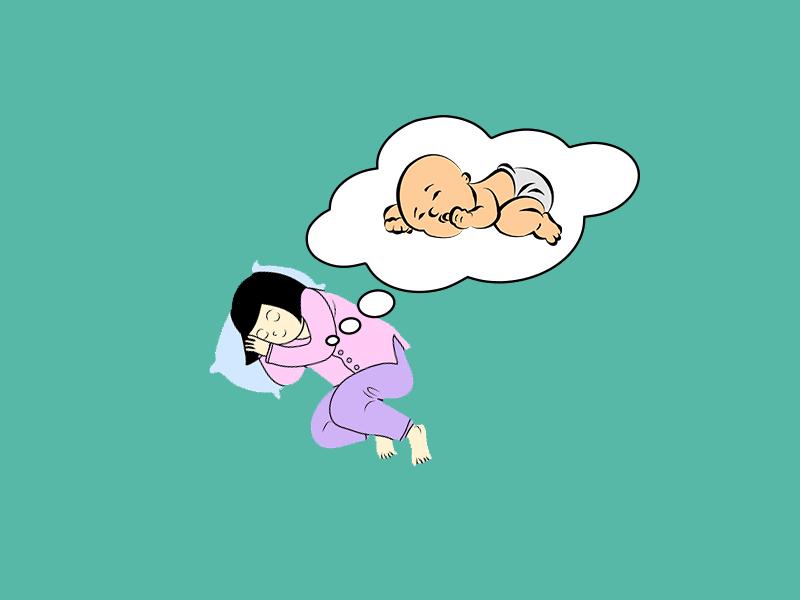 rüyada bebek