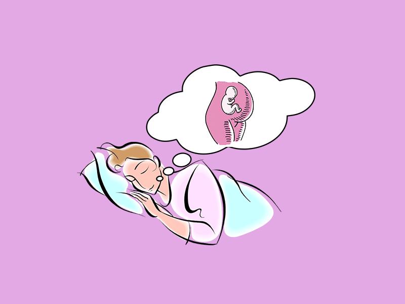 rüyada hamile olmak
