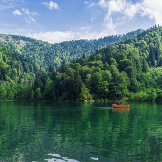 Rüyada Karadeniz Görmek