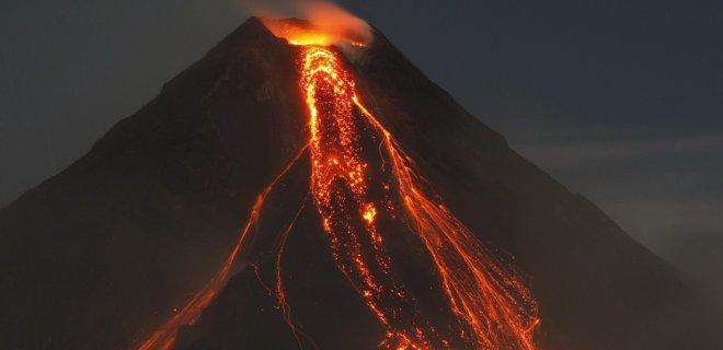 Rüyada yanardağ görmek