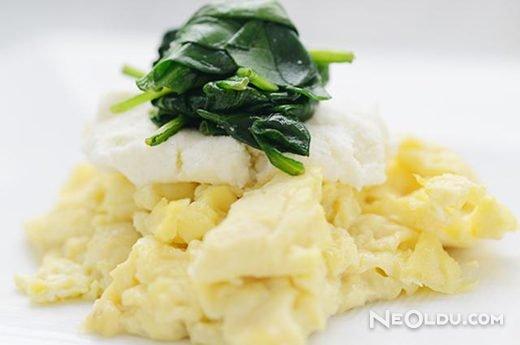sabah kahvaltısında proteinli besinler