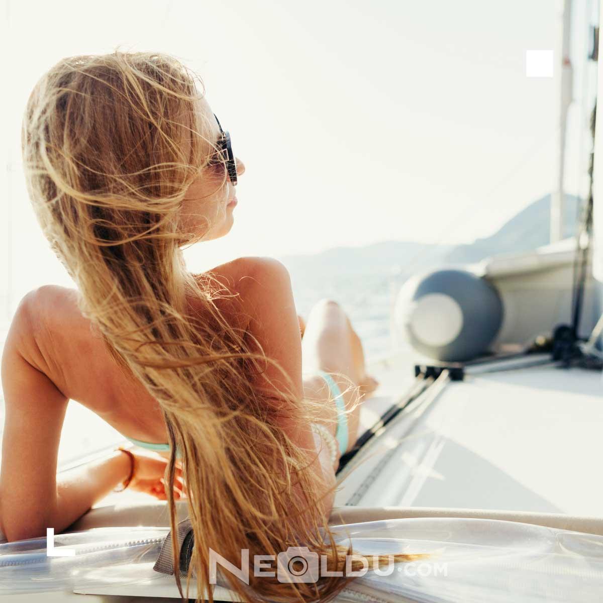 saç bakımında en etkili tüyolar