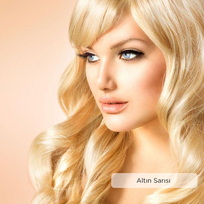 Saç Renkleri Kataloğu