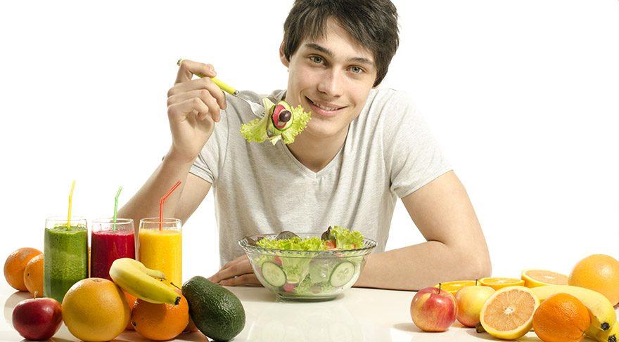 sağlıklı erkek