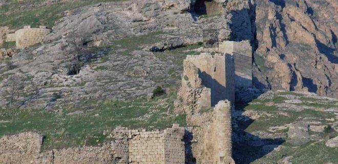 Kayseri'deki Tarihi Kaleler