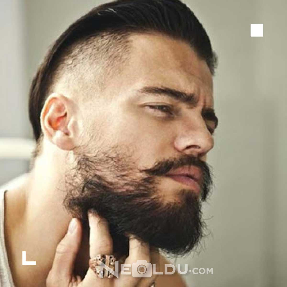 erkeklerin tercih ettiği sakal modelleri