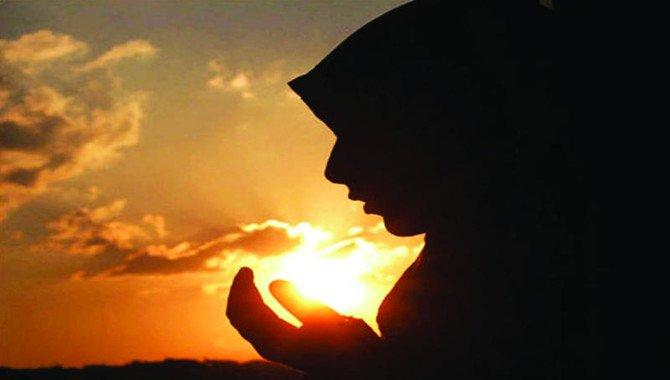 allahümme salli duası okunuşu yazılışı anlamı