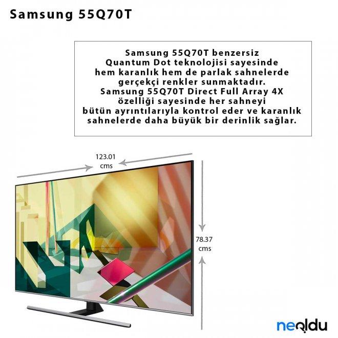 Samsung 55Q70T