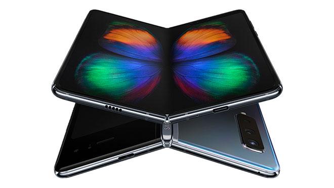 Samsung Galaxy Fold Katlanabilir Telefon Özellikleri ve Fiyatı
