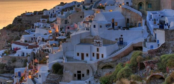 Görülmesi Gereken Yerler - Santorini