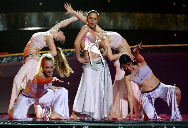 Sertap Erener Eurovision