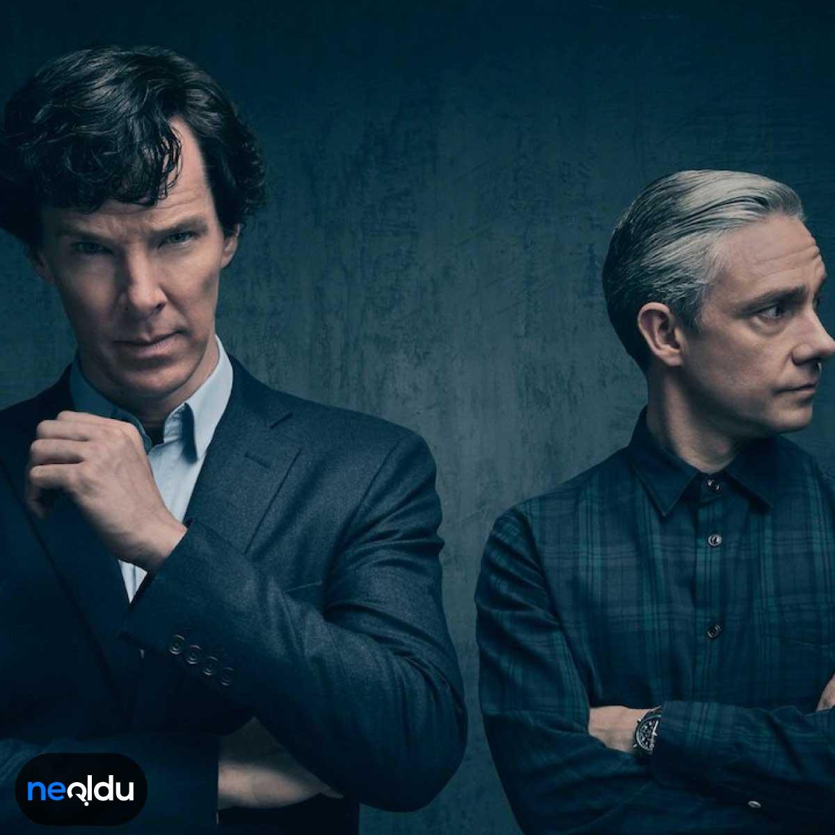 Sherlock dizisi hakkında bilgi
