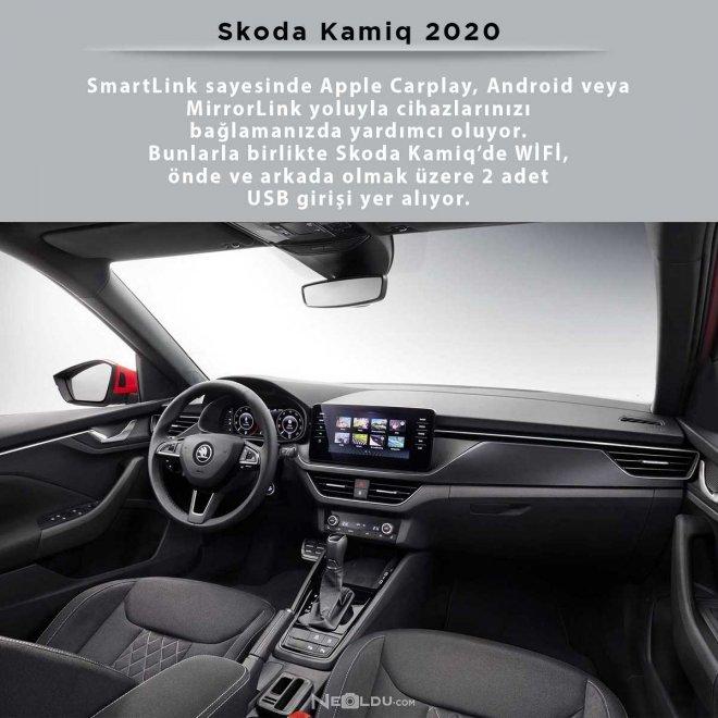 2020 Skoda Kamiq