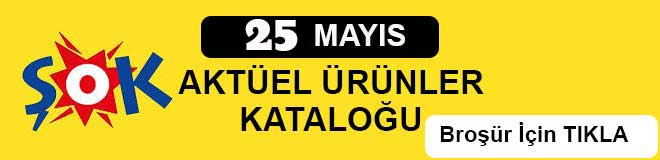 şok aktüel 25 mayıs 2019