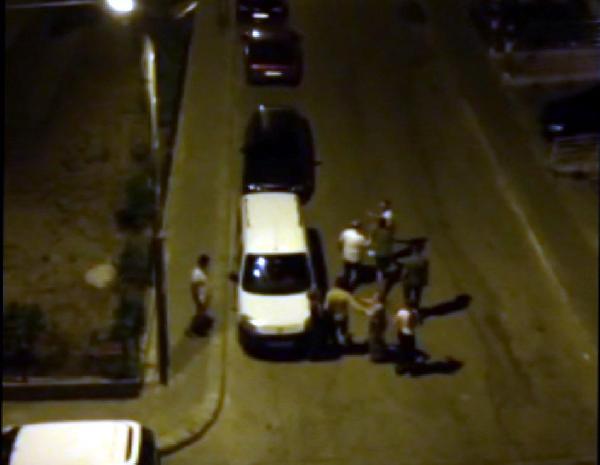 Sokak Ortasında Kadına Şiddet