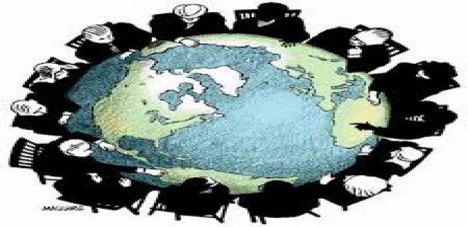 dünya insanları