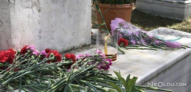 çiçek bırakma