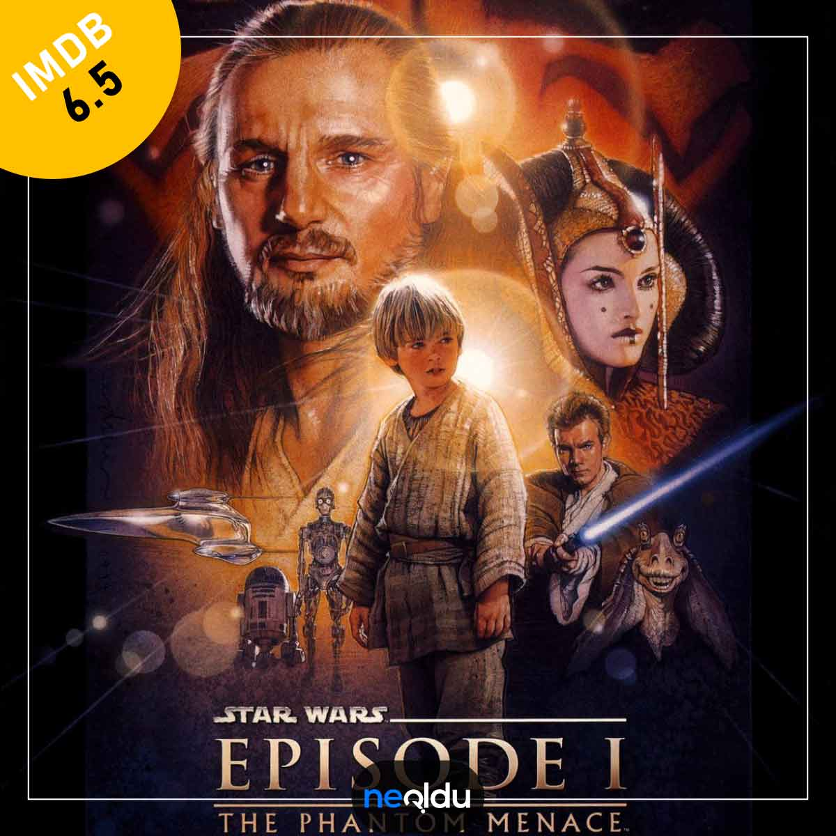 Star Wars filmleri izleme listesi