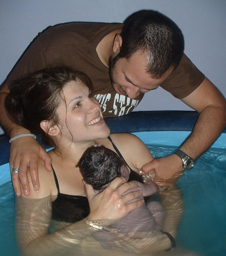 suda doğum