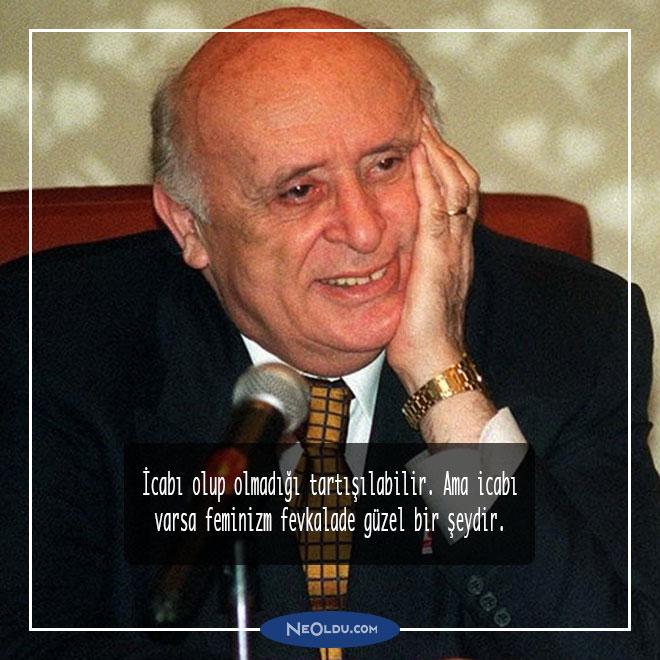 Süleyman Demirel Sözleri