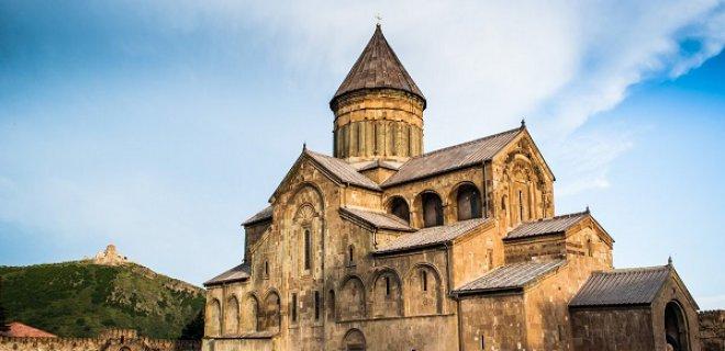 svetitskhoveli katedrali gezliip görülmesi gereken yerler