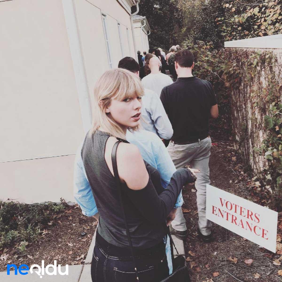 Taylor Swift Hayatı