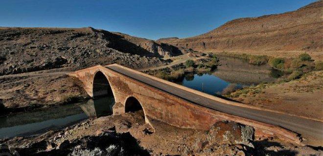 Tarihi Yerler-Tekgöz Köprüsü
