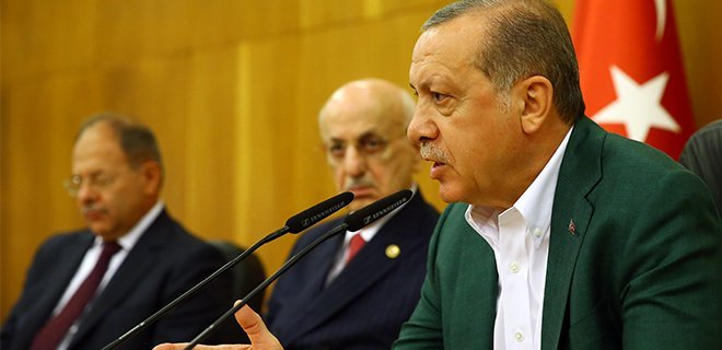 recep tayyip erdoğan teog