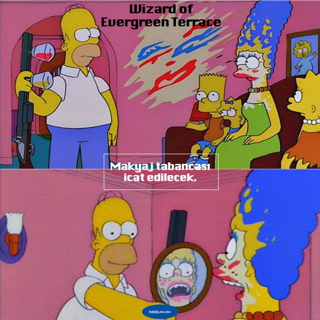 The Simpsons Kehanetleri