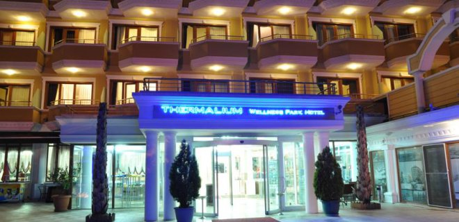 Thermalium Wellness Park Hotel & Spa Yalova