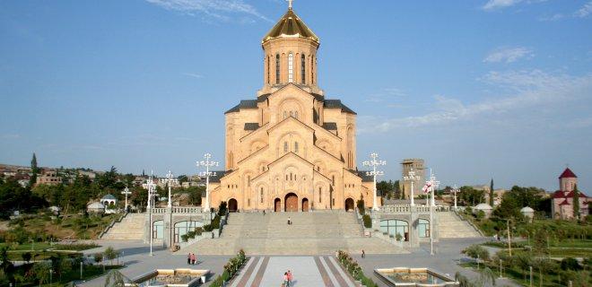 tislif sameba katedrali gezilip görülmesi gereken yerler