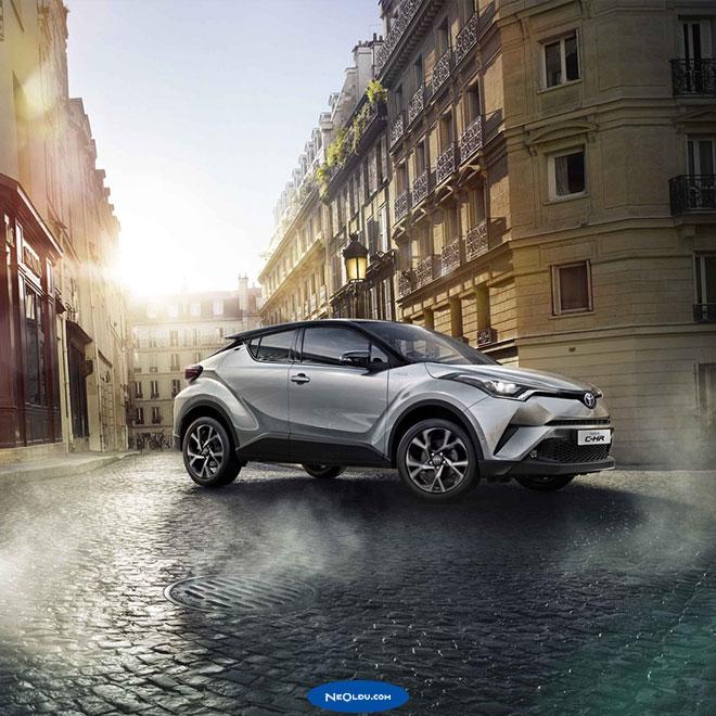 Toyota C-HR İnceleme