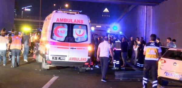 beşiktaş Trafik kazası