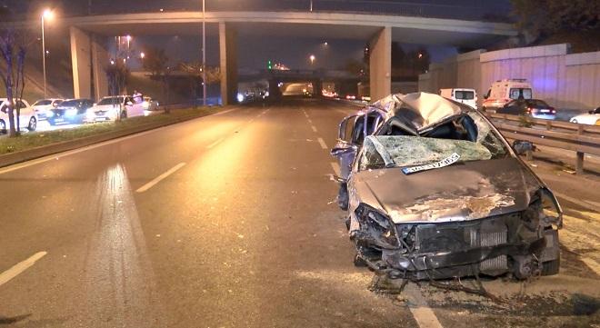 vatan caddesi trafik kazası