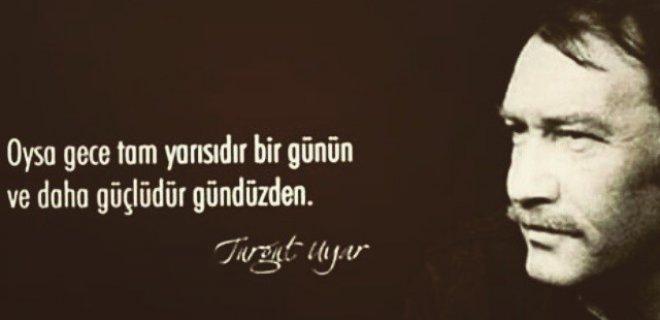En Güzel Turgut Uyar Sözleri Turgut Uyar şiirleri