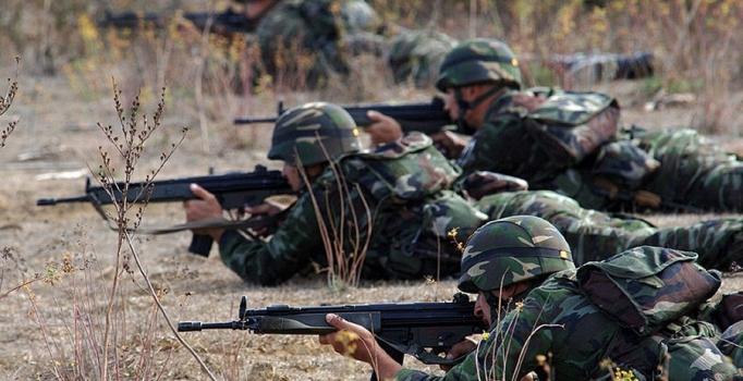 Türk askeri çatışma