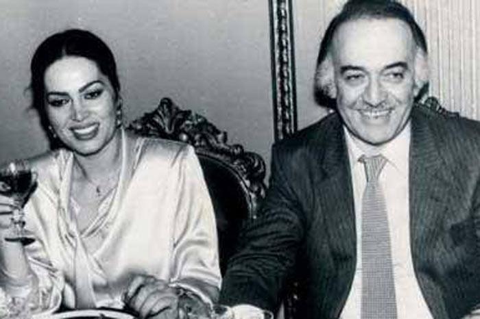 Türkan Şoray ve Rüçhan Adlı