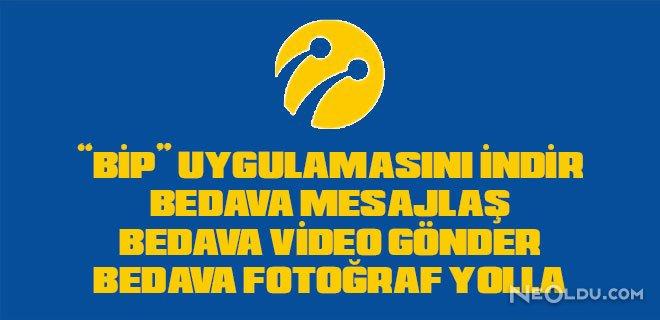 turkcell bedava internet paketi bip kampanyası