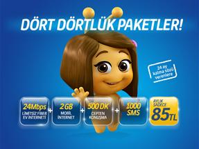 turkcell superonline internet paketi kampanyaları