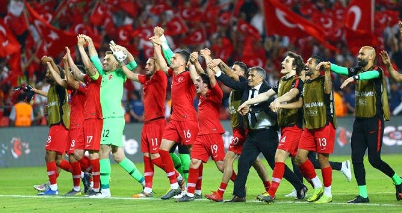 Türkiye A milli Takım