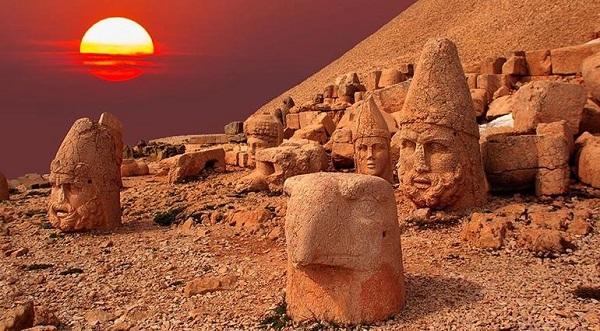 türkiyede görülmesi gereken tarihi yapılar