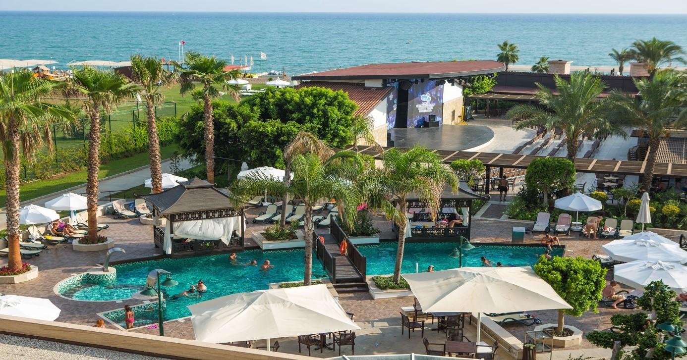 türkiye en iyi balayı otelleri crystal family resort