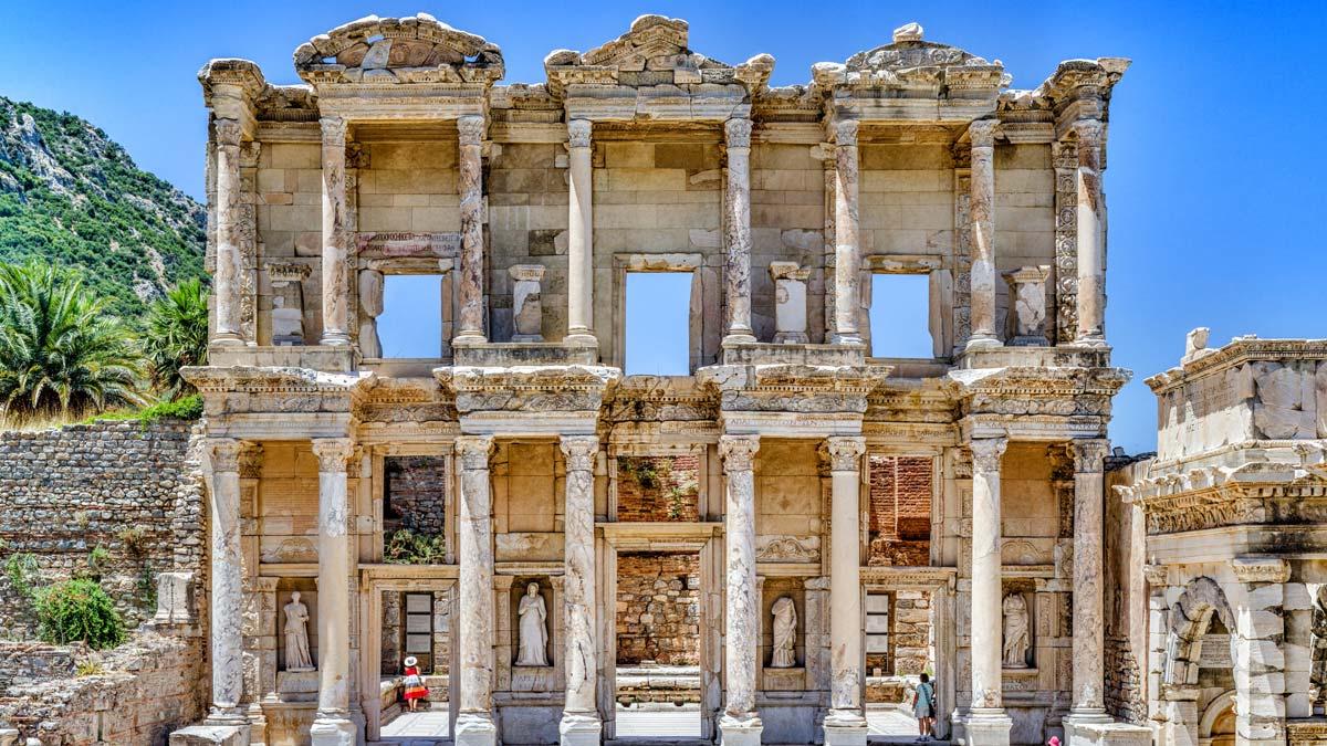 efes antik kent izmir