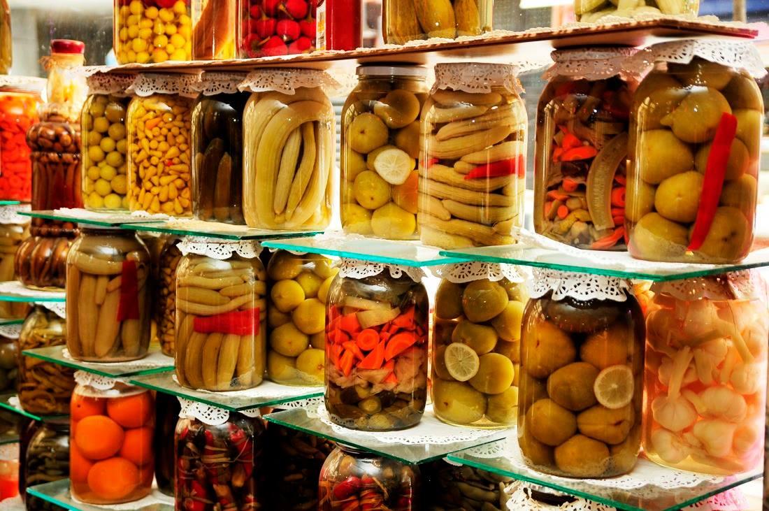 Doğal Probiyotik İçeren Yiyecekler