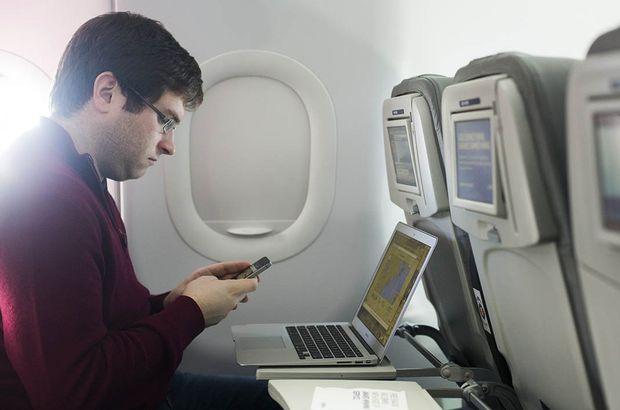 Uçakta İnternet
