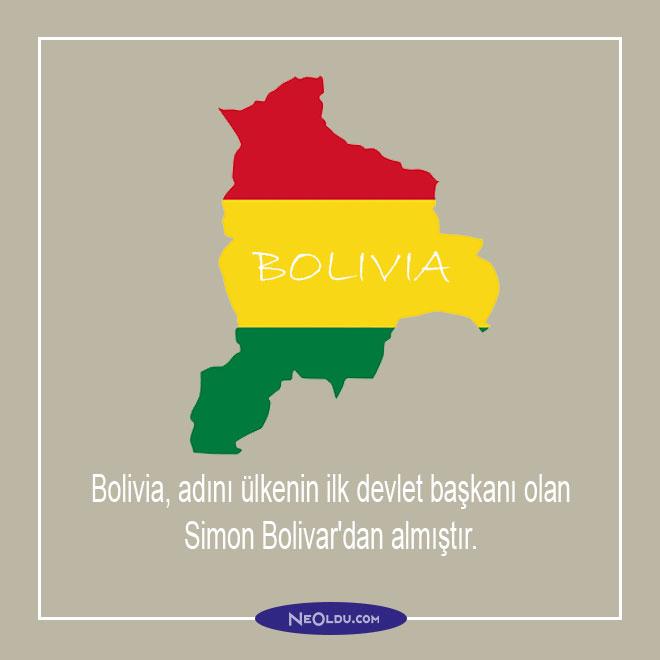bolivia anlamı nedir