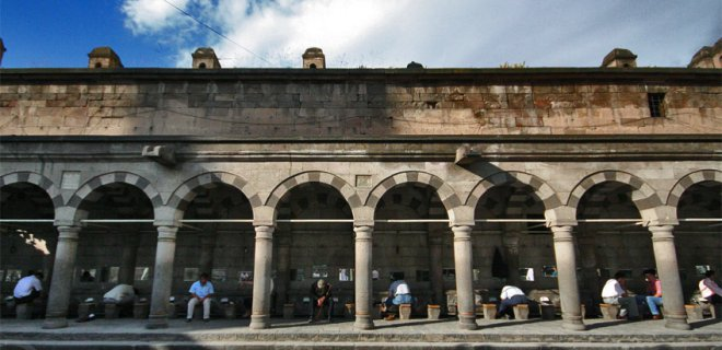 Tarihi Yerler-Ulu Camii