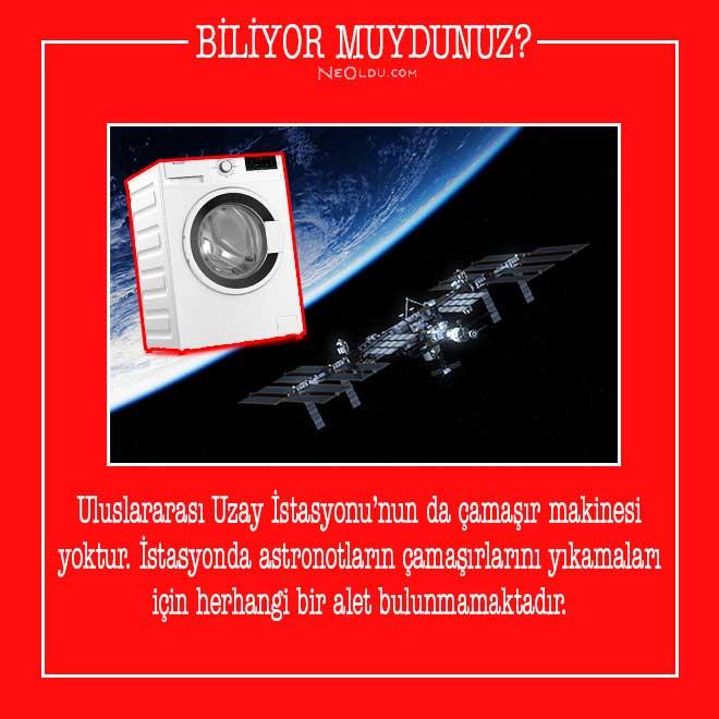uluslararası uzay istasyonu hakkında bilgi