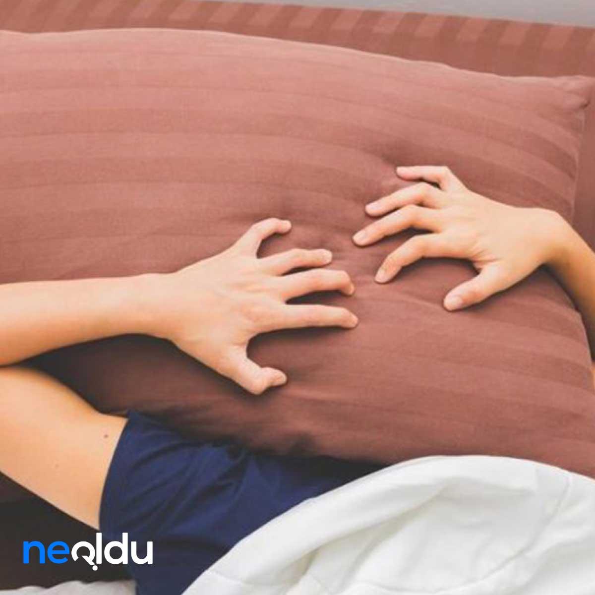 Uyurken Yaşadığımız Tuhaf Gerçekler